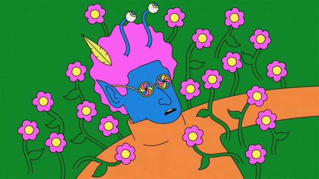 Ben Jones Bento Box LSD Genius music video | STASH MAGAZINE