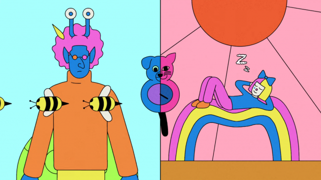 Ben Jones Bento Box LSD Genius music video | STASH MAGAZINE