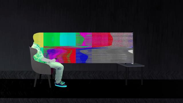 Lobo Lilspace Screens animated spot   STASH MAGAZINE