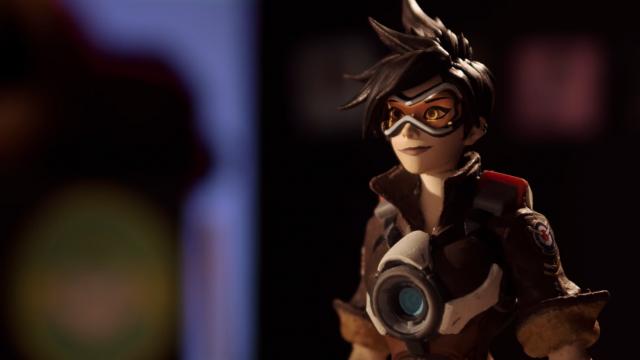 Blizzard Overwatch 2nd Anniversary stop motion animation behind the scenes | STASH MAGAZINE