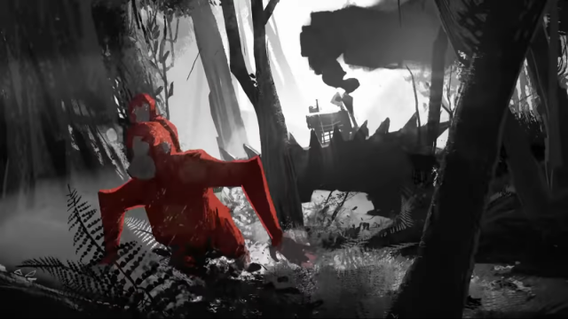 Rang-tan: the story of dirty palm oil Passion Animation | STASH MAGAZINE