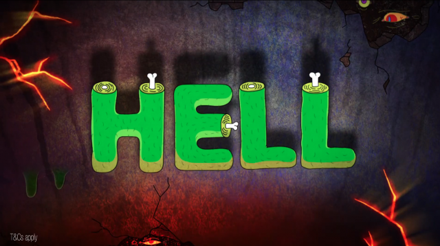 Hell or Habito Andy Baker animated commercial Strange Beast| STASH MAGAZINE