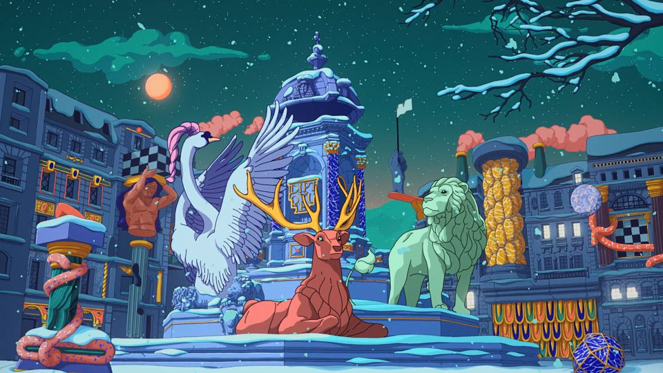 Diptyque Marvelous Beasts commercial by Ugo Gattoni | STASH MAGAZINE