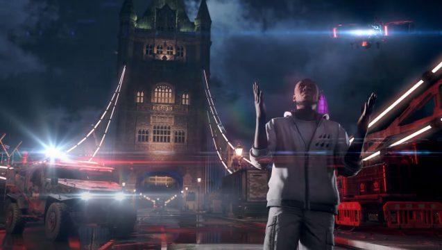 "Watch Dogs vs Stormzy ""Rainfall"" (feat. Tiana Major9) music video by Ubisoft   STASH MAGAZINE"