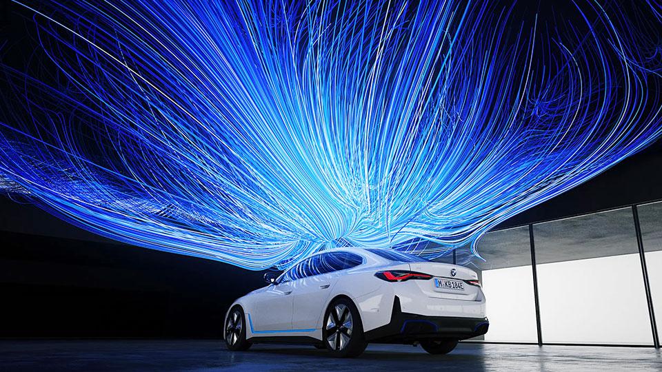 BMW i4 Launch Film by Media.Work | STASH MAGAZINE