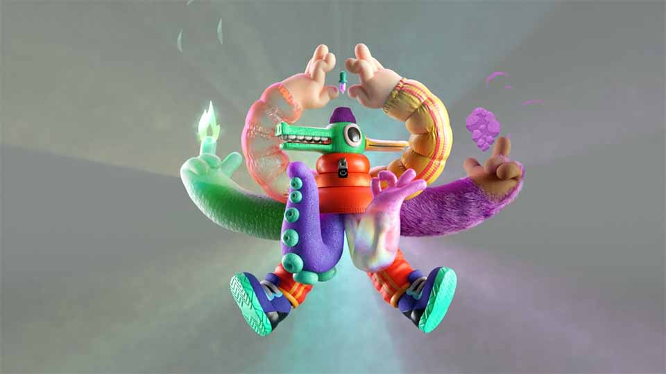 Buda Celebrates Joining the Psyop Roster with Egg-cellent Animation | STASH MAGAZINE