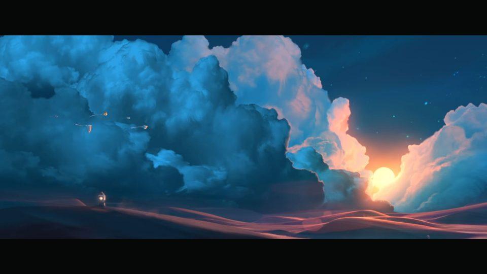 """Sky: Children of the Light"" Nintendo Switch Launch Promo by Evan Viera and Illusorium | STASH MAGAZINE"