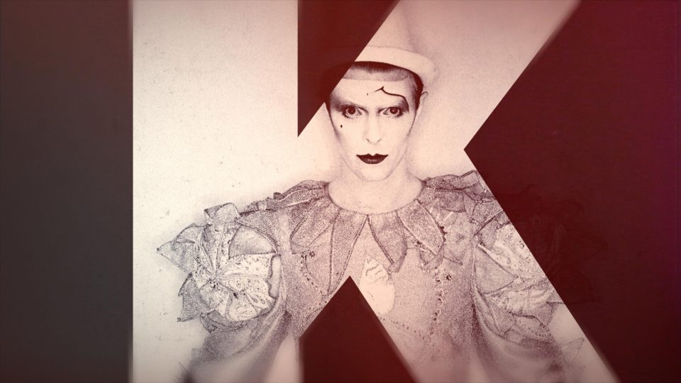 """TAKEN: Bowie by Duffy"" Exhibition Trailer by Chris Bain 