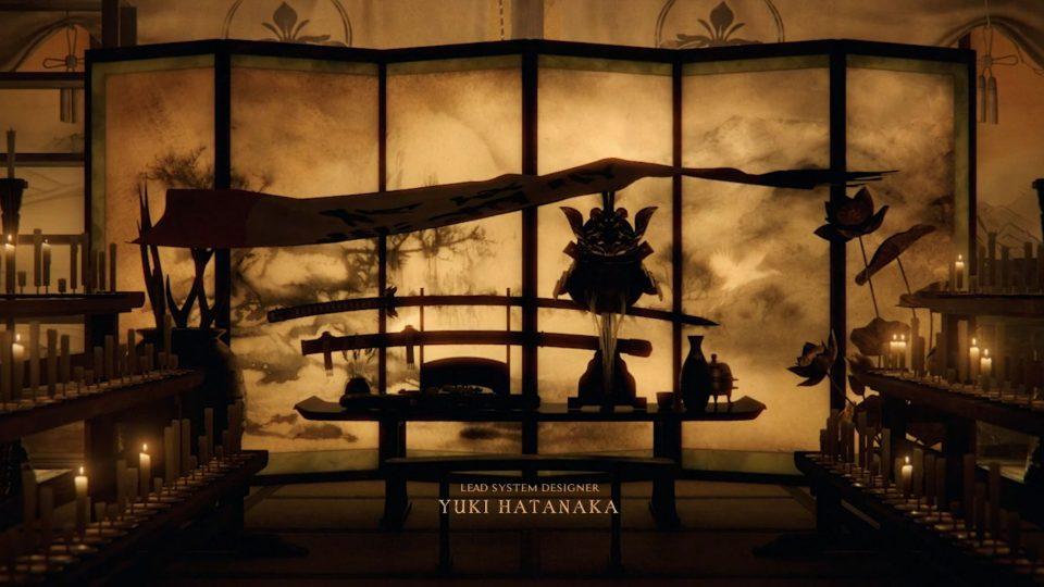 """Sekiro: Shadows Die Twice"" Fan Art Title Sequence by Gigu Yang | STASH MAGAZINE"