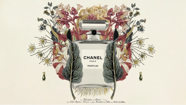 """Chanel: """"The Self-Portrait of a Perfume"""""""