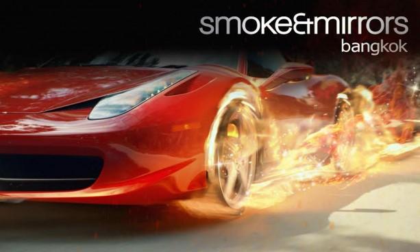 Smoke & Mirrors Launches New Studio in Bangkok