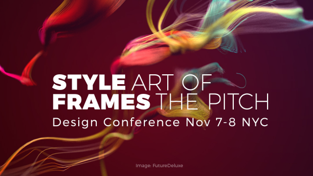 STYLE FRAMES Ticket Prices Go Up Oct 9