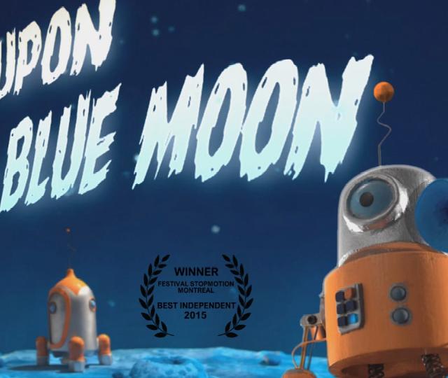 Animation Once Upon a Blue Moon | STASH MAGAZINE
