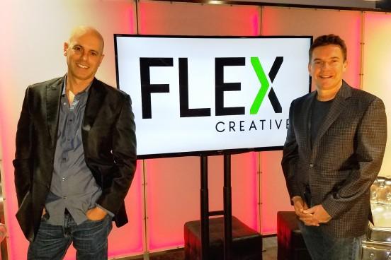 FLEX CREATIVE ACQUIRES SUCHAGOODDOG