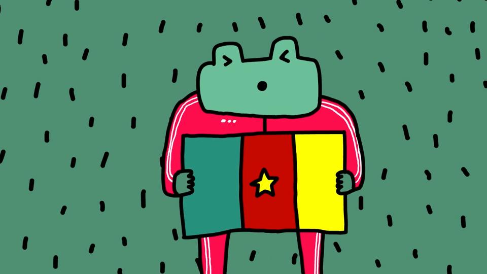 Beakus Stockler_John Hairy Frog   STASH MAGAZINE