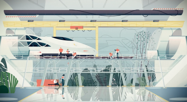 SNCF Impossible Game | STASH MAGAZINE