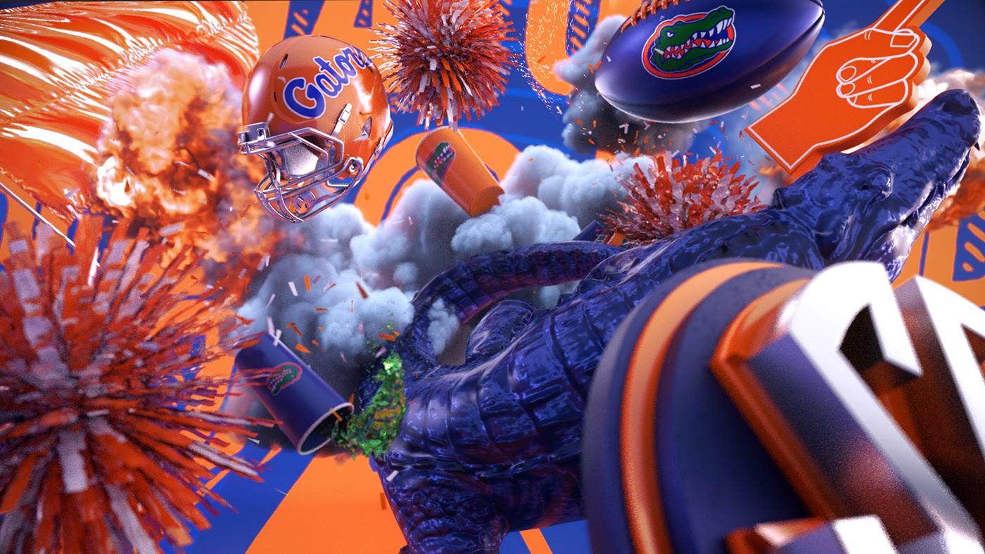 SEC network rebrand Troika and ESPN Creative Services | STASH MAGAZINE