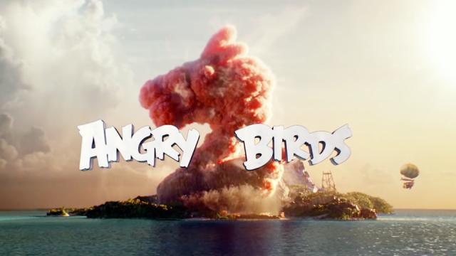 Angry Birds 2: Bigger. Badder. Birdier.