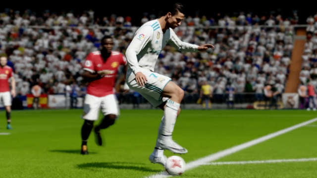 EA Sports Launches FIFA 18 with