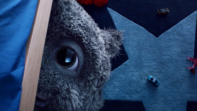 Michel Gondry and Moz The Monster for John Lewis Christmas 2017