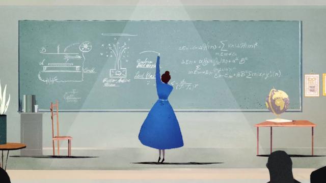 ESTRO Marie Curie   STASH MAGAZINE