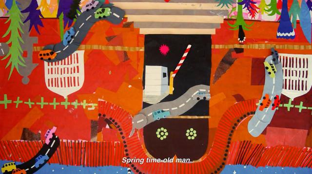 Hoji Tsuchiya Spring Time Old Man | STASH MAGAZINE