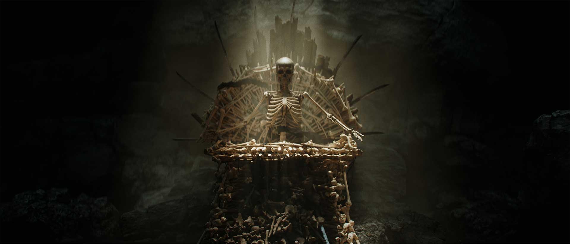 """One-Eyed Willy"" Escape Room Trailer by Edu Torres and Diego Cavallaro | STASH MAGAZINE"