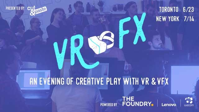 Stash fans! You're invited to VRFX – Cool New Cut&Paste Event