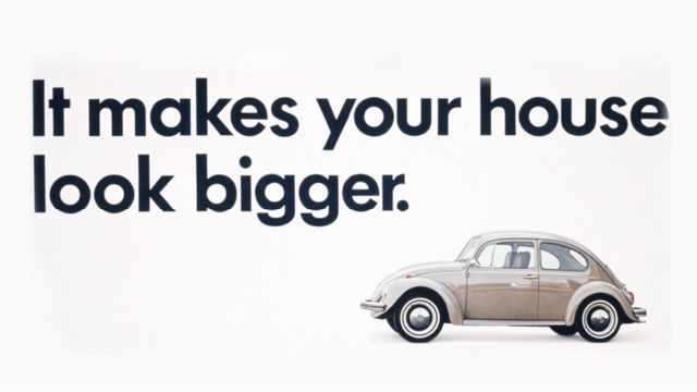 Remember Those Great VW ads | STASH MAGAZINE
