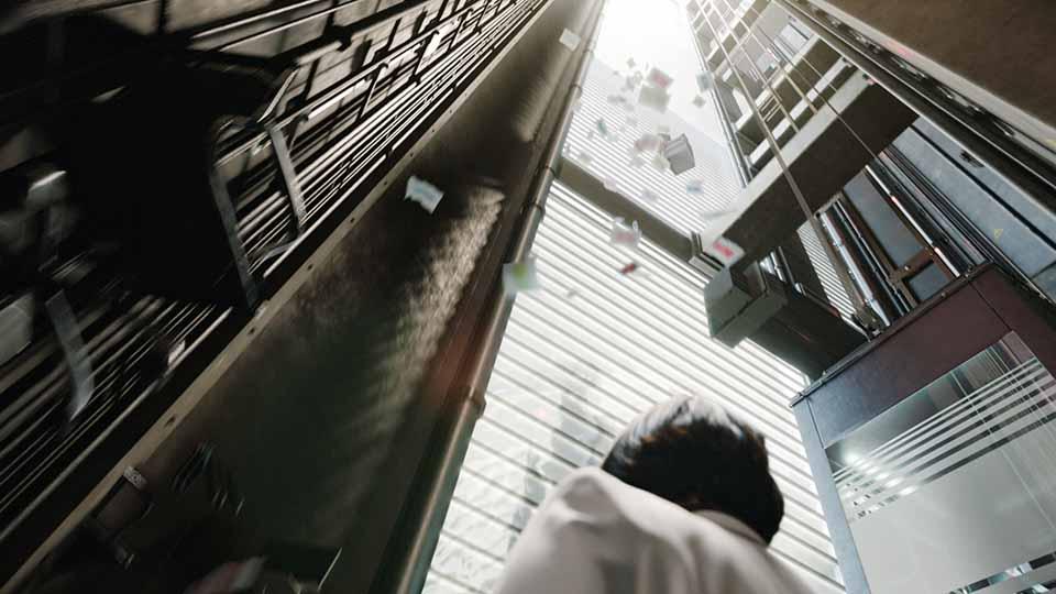 "Verizon 5G ""The Reset"" by Doug Liman with MPC | STASH MAGAZINE"