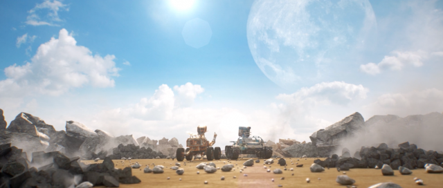 CG short film Planet Unknown | STASH MAGAZINE