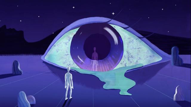 Dreaming short film animated | STASH MAGAZINE