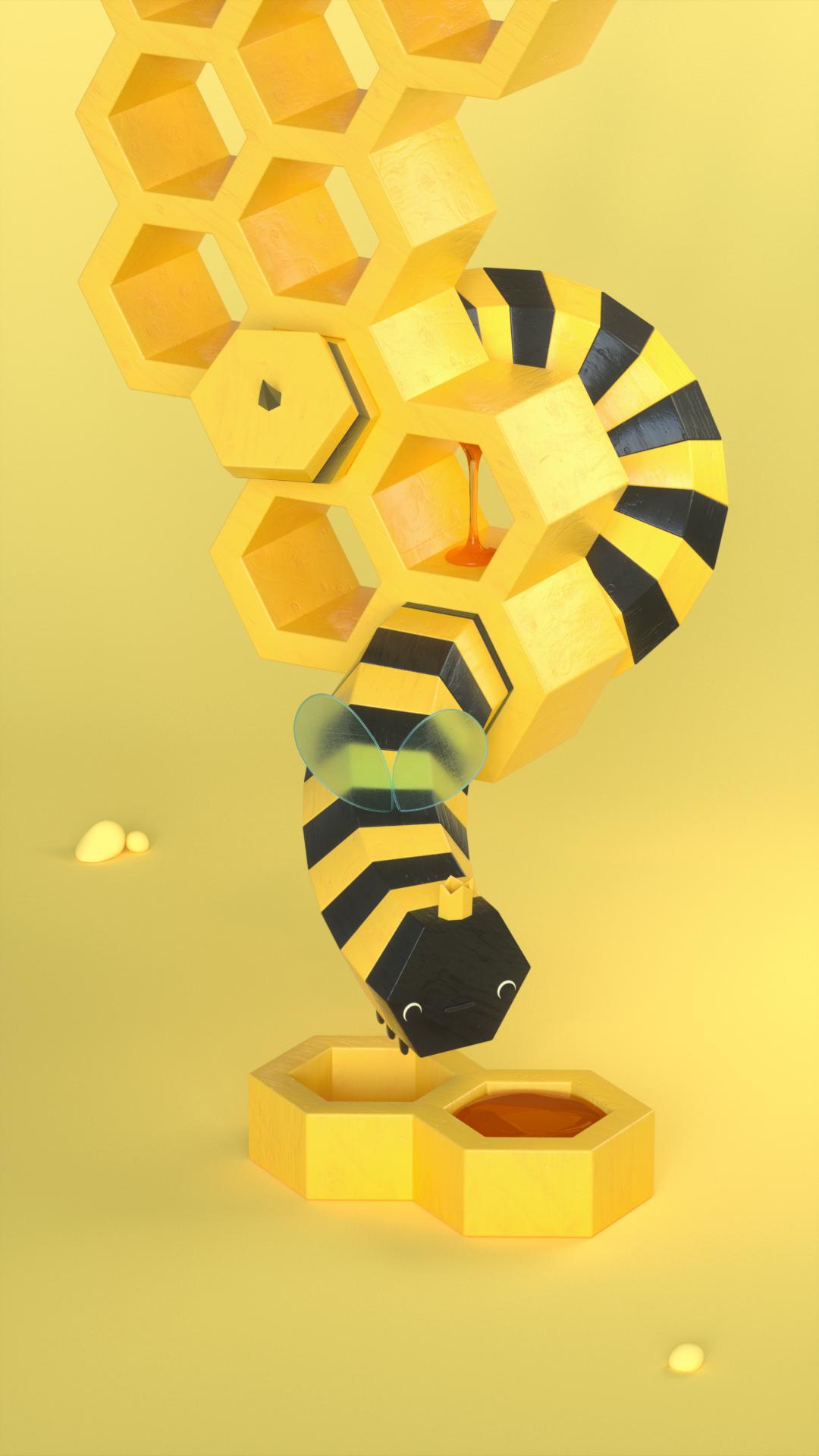 Bees animated short by Ricard Badia Animade   STASH MAGAZINE