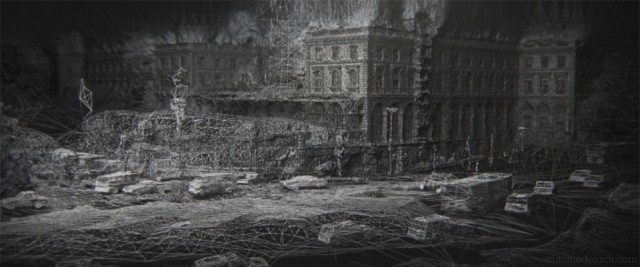 Antoine Delach_Ghost Cell   STASH MAGAZINE