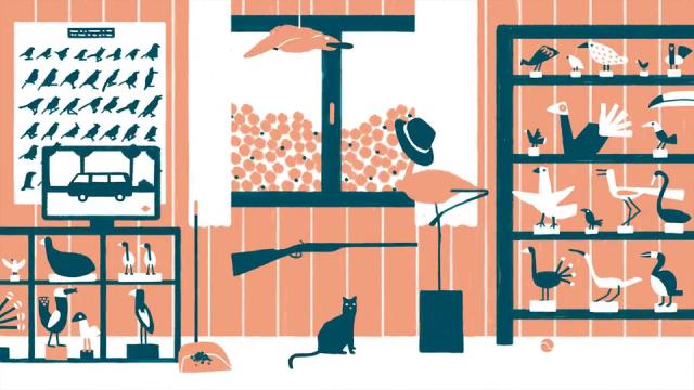 Watch Emilio Yebra's Surprising Animated Short