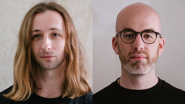 Curtis Baigent and Matthias Winckelmann Join ZEITGUISED's foam Studio as Co-founders