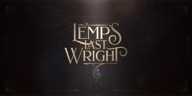 Lemp's Last Wright documentary titles | STASH MAGAZINE