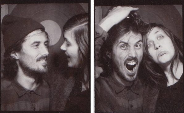 Sean Pecknold and Adi Goodrich (aka Sing-Sing) Sign with Strange Beast