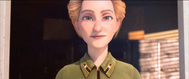L'Aviatrice ESMA animated short film | STASH MAGAZINE