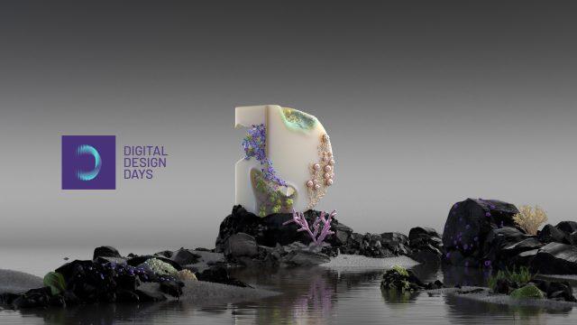 Digital Design Days opening title by TAVO | STASH MAGAZINE