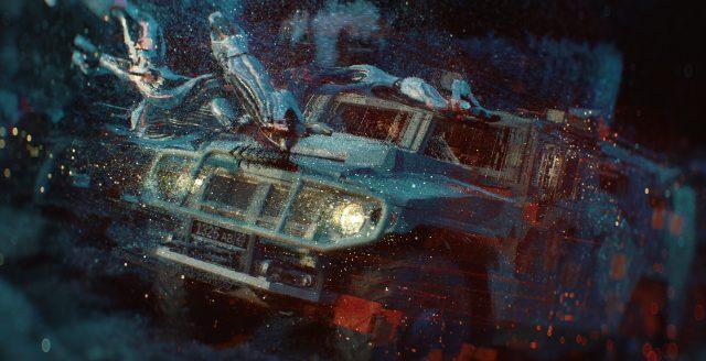 Invasion film prologue | STASH MAGAZINE