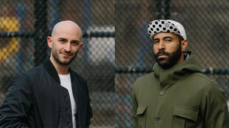 Eric Lane and Corey Langelotti at Hornet | STASH MAGAZINE