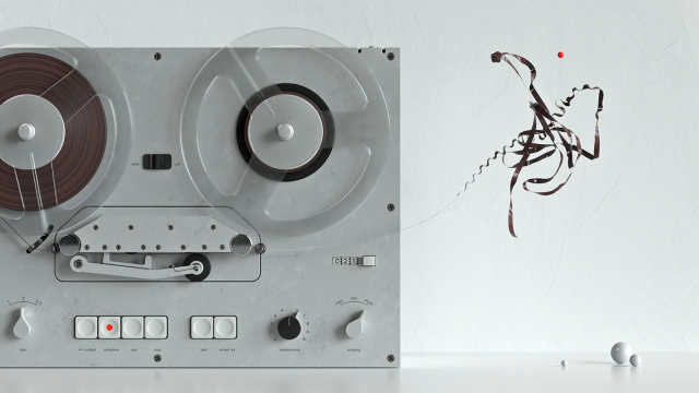 Goodbye Design CG short design film by Miki Nemcek | STASH MAGAZINE