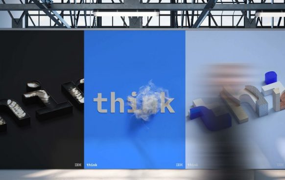 IBM Think Conference - Motion Branding Reel by Foam | STASH MAGAZINE