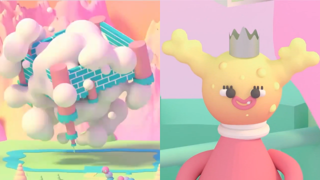 Julian Glander vs The Amazing World of Gumball