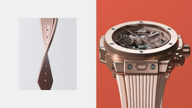 Hublot Big Bang Millennial Pink | STASH MAGAZINE