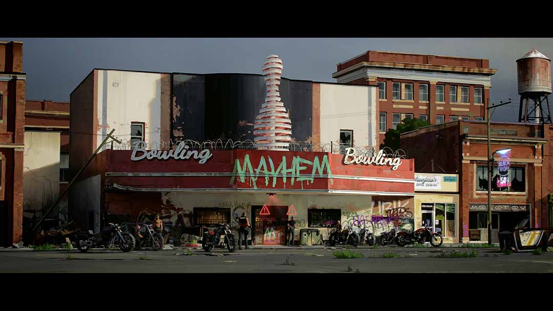 "PUBG ""New State: The Fall of Troi"" Game Trailer by Boddicker   STASH MAGAZINE"