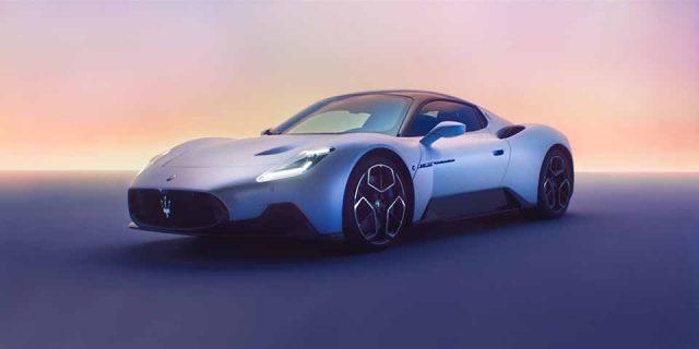 Maserati MC20 Launch Film by Zhang+Knight and Analog | STASH MAGAZINE