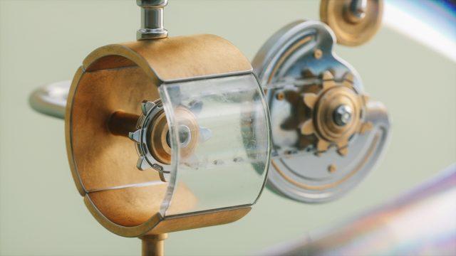 Useful Machines CG short molistudio | STASH MAGAZINE