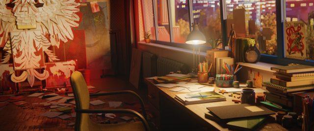 Rebirth short film by Juice and Tengent | STASH MAGAZINE
